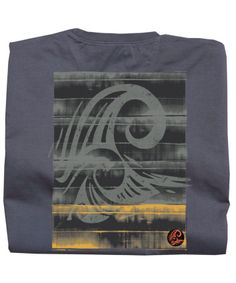 Deux Bands - Smoke Pima Shirt