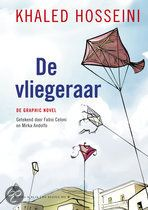 De stripversie van het boek de vliegeraar