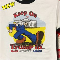 Keep on Trump in' Keep America Great. Have Fun Custom Motorcycles, Custom Bikes, Bikers For Trump, Rats, Have Fun, America, Rat, Usa
