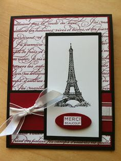 Stampin Siblings: Stampin Up Artistic Etchings Card by Scot Strehlow