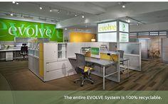 Evolve office furniture www.furniturebygeorge.com