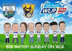 We're going hurling mad this Sunday on WLR .. join us on the spin to Cork & if you're not making the trip we'll be broadcasting the game live from 3.45PM #LifeAtWLR #WatVWexford #UpTheDéise #WeLovesOurCounty