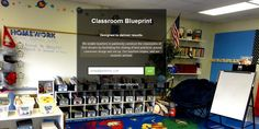 Co-creating classroom spaces  http://launch.classroomblueprint.com/