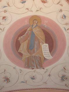 Frescele lui Alexandru Soldatov (Partea a Byzantine Icons, Orthodox Icons, Fresco, Saints, Workshop, My Arts, Artist, Album, Blog