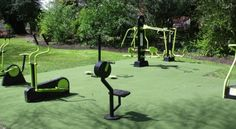 Outdoor Gym!