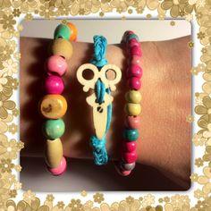 Wood beads 2