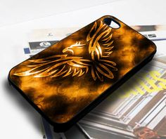fire phoenix for iphone case samsung galaxy case