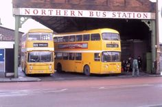 Old photos gateshead Northumberland Coast, North Shields, Double Deck, Bus Coach, Bus Station, Busses, Newcastle, Old Photos, Transportation