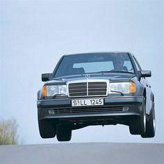 1994 Mercedes-Benz AMG E60 (W124)