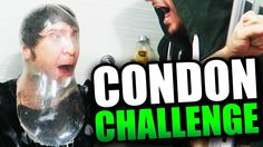 CONDOM CHALLENGE by Rubius