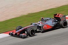 Jenson Button- Vodafone Mclaren Mercedes