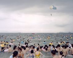 Coastline No. 2, Shenzhen City, Guangdong Province, 2009 © Zhang Xiao - L'insensé Photo Chine #China #photography