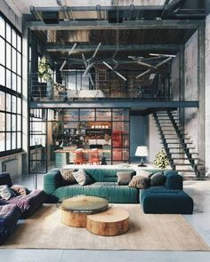 Unique living room i