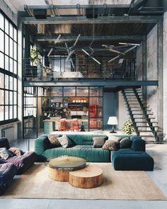 Unique living room i