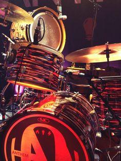 Anthem Drums set