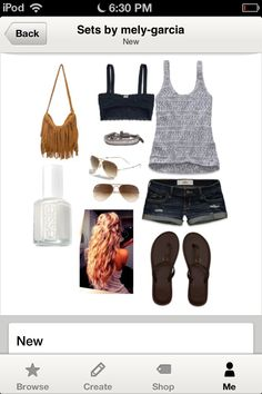 My Polyvore for SoCal Teen Fashion:)