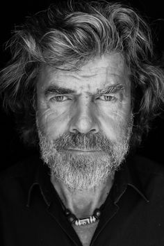 Reinhold Messner - Alpine style... just climb.