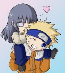 hinata and naruto what a cute couple