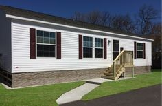 #NetZero factory built home goes up in NJ