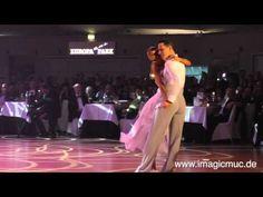 Simone Segatori& Annette Sudol • Standard Kür • Euro Dance Festival 2015
