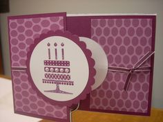SU! Embellished Events (Birthday) - Sue Michelotti