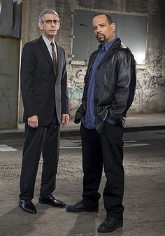 Richard Belzer and Ice T. Munch and Fin as partner are simply the best unlikely paired duo.