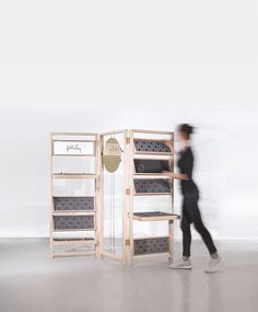 Jewelry display furniture dedicated for exhibition spaces