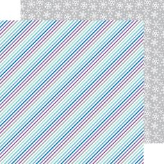 Item:4351 north pole double-sided cardstock