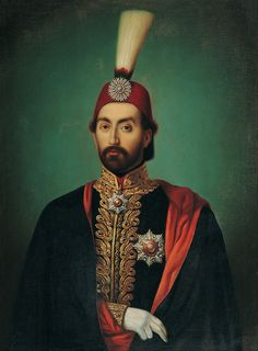Abdülmecid I (23 April 1823 - 25 June 1861) was the 31st Sultan of the Ottoman Empire.