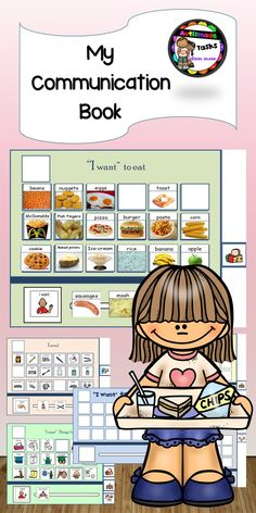 Visual Communication for kids with Autism/Special Needs PECS/Autism/Communication