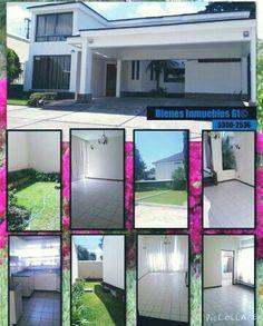 Vendo Alquilo Casa  Km 16.5 Carretera a El Salvador 4 Dormitorios   4 Baños 3 Parqueos Sala familiar, estudio con baño completo en primer nivel o dormitorio No.4 , jardin, condominio exclusivo con parqueo de visitas, garita de seguridad, areas verdes. Venta $210,000 Negociables Alquiler $700 Visitas llamar 53002536 50404595 Facebook: Bienes Inmuebles Gt  #vendocasa #alquilo #vendocasacarreteraaelsalvador #casa