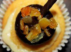 Cupcake Boston Cream Pie