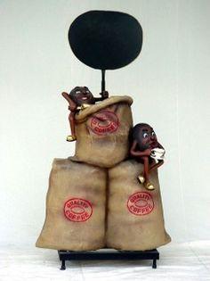 QUALITY COFFEE  MaterialResin Size6.00 Length (cm)68.00 Width (cm)108.00 Height (cm)133.00 Length (inch)26.77 Width (inch)42.52 Height (inch)52.36 CBM0.98 Weight (kg)27.00