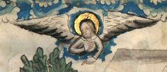 Speculum humanae salvationis.  Date d'édition :  1301-1500  Latin 511  Folio 22v