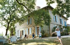 Summers In France By Kathryn M. Ireland | Shabby Chic Mania by Grazia Maiolino
