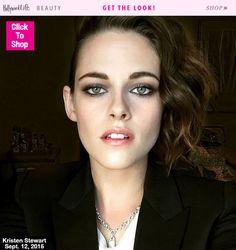 Kristen Stewart Eye Makeup