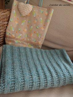 Garter Rib Baby Blanket Garter, Blanket, Baby, Atelier, Small Boy, January, Birth, Blankets, Babies