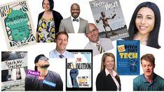 Lisa Johnson, 5 News, Book Review, New Books, Tech, Teaching, Education, Heart, School