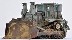 1/35 D9R Armoured Bulldozer