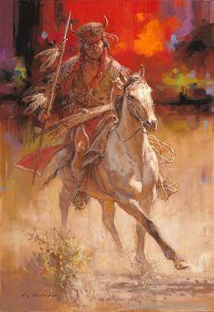 Roy Andersen - Comanche Spirit - Masterpiece Online