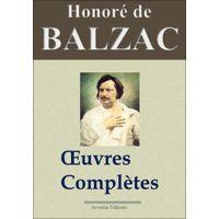 Honoré de Balzac: Oeuvres complètes par Honoré de Balzac
