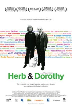 Herb & Dorothy | You Don't Have To Be A Rockefeller To Collect Art