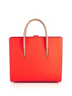 Christian Louboutin - Paloma Pebbled Leather Tote