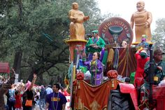 Krewe of Tucks