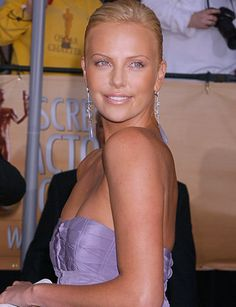 pretty Charlise Theron