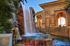 Mandalay Bay Waterfalls