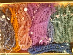 Lovely Chines Crystals! on-a-string.com