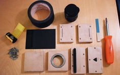 DIY pinhole camera guide