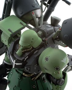 HGUCギラズール ギルボア機UPです - mat modeling service >>