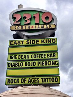East Side King, Austin